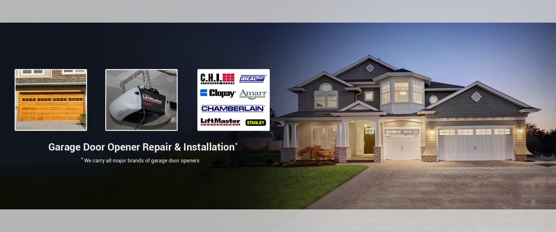 Garage Door Opener Repair And Installation Services Thousand Oaks CA